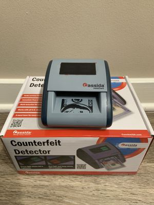 Assida Counterfeit Detector for Sale in Silver Spring, MD