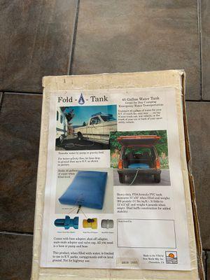 45 gallon fold a water tank for Sale in Mesa, AZ