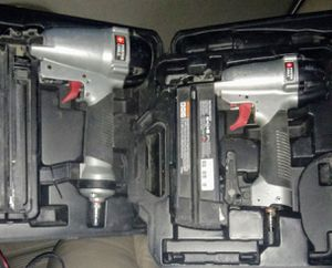 Porter Cable nail guns for Sale in Seattle, WA