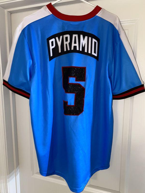 Black Pyramid T-Shirt size XXL