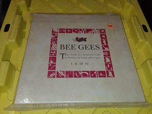 Bee Gees 4 CD box set for Sale in Downey, CA