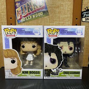 Funko Pop! Kim Boggs & Edward In Black for Sale in City of Industry, CA
