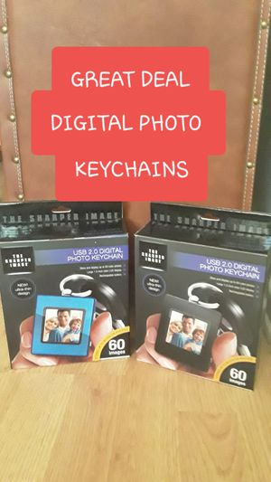 USB 2.0 Digital Photo Keychains for Sale in Akron, OH