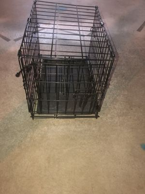Small dog crate for Sale in Midvale, UT