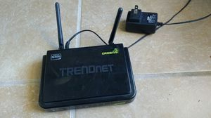 trendnet N300 wifi router for Sale in Buena Park, CA