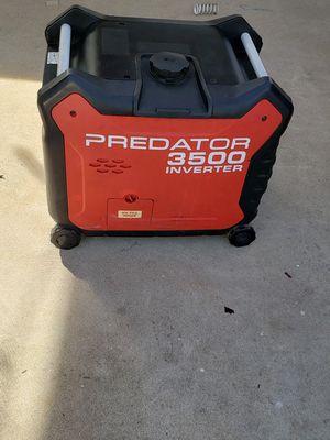 Predator 3500 w generator for Sale in Hawthorne, CA