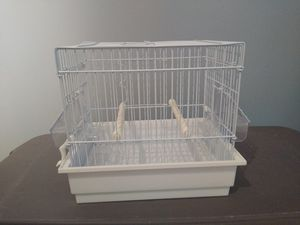 Small song/transport bird cage for Sale in Rockaway, NJ