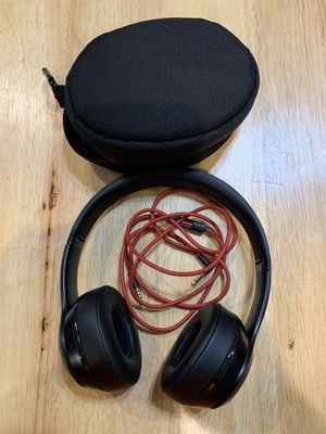 Beats Solo Wireless 3 headphones NEW EARPADS for Sale in Baltimore, MD