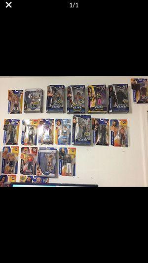 Mattel WWE Action Figures for Sale in Casa Grande, AZ