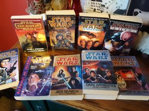 Vintage Lot of Star Wars Books for Sale in Savona, NY