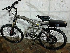 Prodeco Tech G Storm Speed Folding Electric Bicycle Black for Sale in Miami, FL