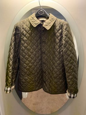 Burberry Brit Quilted Jacket M for Sale in Everett, WA