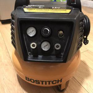 Air compressor BOSTITCH for Sale in Dallas, TX