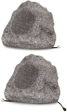 """Acoustic Audio RSG6BT 6.5"""" Powered Bluetooth Granite Rock Speaker Pair for Sale in Los Angeles, CA"""