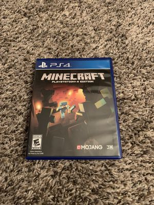Minecraft PS4 for Sale in Hialeah, FL