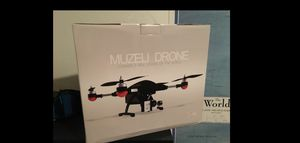 Used, Museli drone quadcopter foldable aerial support GoPro with travel case for Sale for sale  Los Angeles, CA