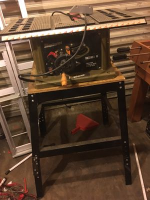 Rockwell table saw shop series for Sale in DeWitt, IA