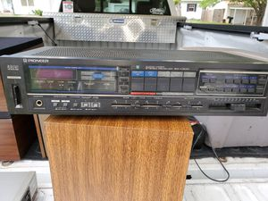 Pioneer AM/FM Stereo receiver SX-V300 for Sale in Irving, TX