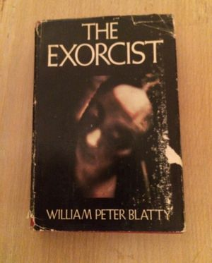 The Exorcist Hard Back 1971 for Sale in Parkersburg, WV