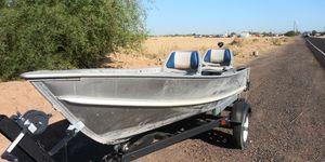 12ft alum boat for Sale in Mesa, AZ