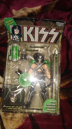 Peter criss action figure for Sale in Los Angeles, CA