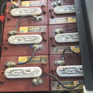 Golf Cart Reconditioned Batteries for Sale in Pompano Beach, FL