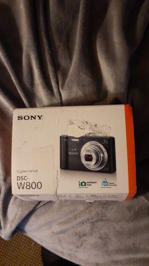 Digital camera Sony Cyber-shot DSC w800 for Sale in Kent, WA