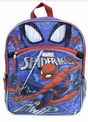 """Spider-Man 16"""" Backpack New with tag for Sale in Los Angeles, CA"""