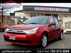 2010 Ford Focus for Sale in Fairfax, VA