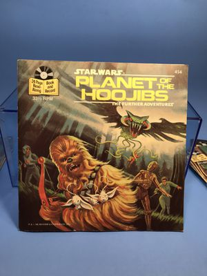 STAR WARS VINTAGE RECORD for Sale in Chicago, IL