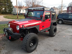 2000 Jeep Wrangler Tj 90k original miles.4.0 I6 5speed. Sell or trade for????? for Sale in Sewickley, PA