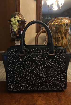 Michael Kors Selma Studded Satchel for Sale in Providence, RI