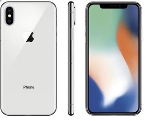 iPhone X 256gb UNLOCKED for Sale in Bedford, MA