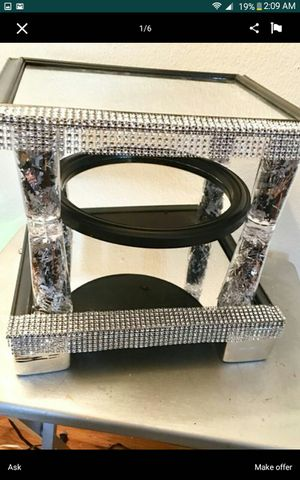Hamdmade makeup or vanity tray for Sale in Old Bridge Township, NJ