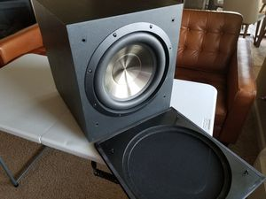 """BIC Subwoofer 12"""" Self-Powered Home Theater Sub for Sale in Vancouver, WA"""