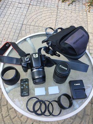 Canon Rebel EOS XSi digital SLR Camera for Sale in Grand Rapids, MI