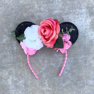 Mickey Ears Handmade Floral Bouquet for Sale in Palo Alto, CA
