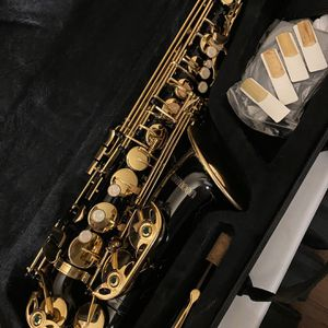 Black Alto Saxophone with New Set of Reeds Excellent Condition $350 Firm for Sale in Arlington, TX