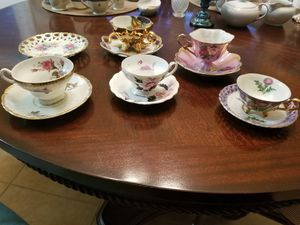 Antique China Tea Cups & Saucers for Sale in Keller, TX