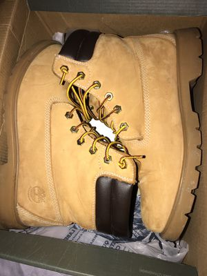 Wheat timberlands women size 9 willing to negotiate on price for Sale in Cleveland, OH