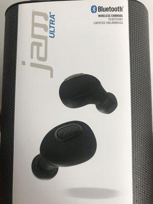 Jam Ultra Bluetooth Wireless Earbuds for Sale in Miami, FL