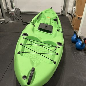 Malibu Kayaks Green Kayak for Sale in Santa Monica, CA