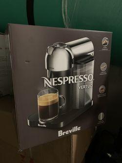 Nespresso vertuo. New. Coffee maker. for Sale in Black Diamond,  WA