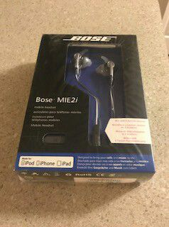 Bose MIE2i headphones for Sale in Boston, MA
