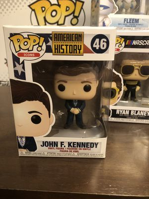 John F Kennedy #46 Funko Pop for Sale in Apopka, FL