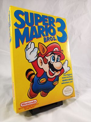Super Mario Bros 3 CIB for NES for Sale in Phoenix, AZ