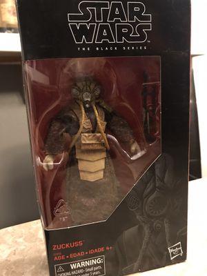 Star Wars Black Series Zuckuss Brand New for Sale in Las Vegas, NV