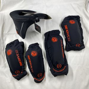 Neck and Elbows and Knee Protector, for Dirt Bike and Down Hill and Motorcycle for Sale in Brooklyn, NY