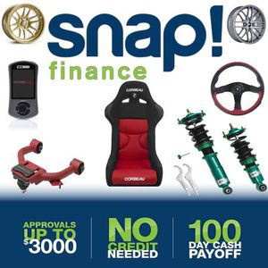 ANY AUTO AFTERMARKET PARTS YOU NEED FINANCED ! for Sale in Queens, NY