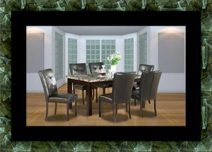 5pc dining table set with 4 chairs for Sale in Silver Spring, MD